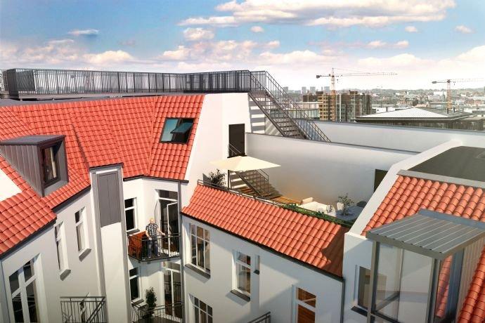 Neues Dachgeschoss mit Weitblick