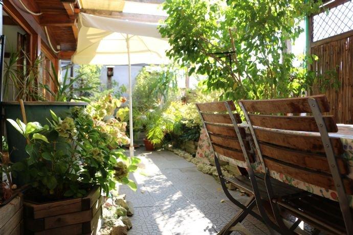 Terrasse mit Fernblick