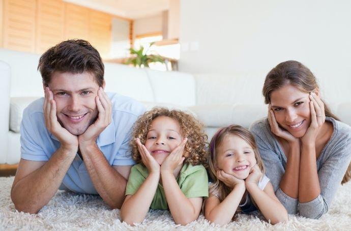 Viel Platz für die Familie