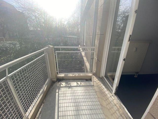 kleinerer Balkon