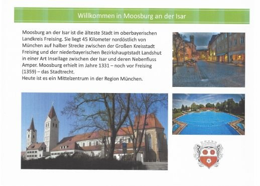 Willkommen in Moosburg!