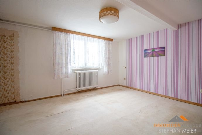 Zimmer im Obergeschoss