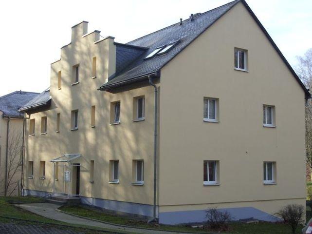 Wohnung liegt im EG, linke Seite