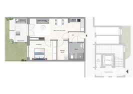 Haus 2 WE 04 Erdgeschoss