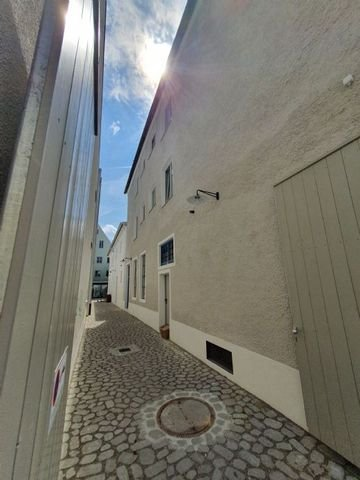 Ansicht Innenhof-Hauptzugang der Schulstraße