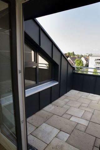 großzügiger Terrassenbereich