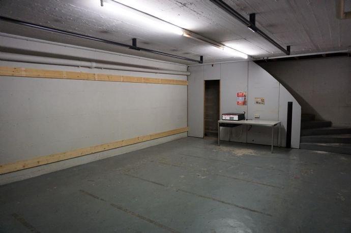 mehr Fläche im Untergeschoss