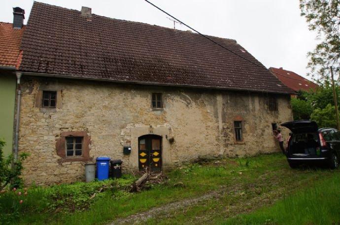 Haupthaus - straßenseitige Fassade