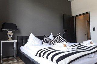 Suite Schlafbereich