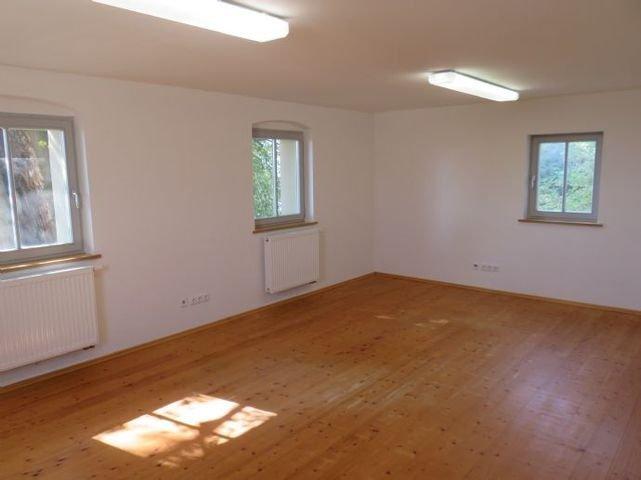 1. Obergeschoss: Büro