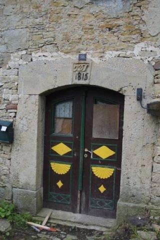 Haupthaus - Eingang
