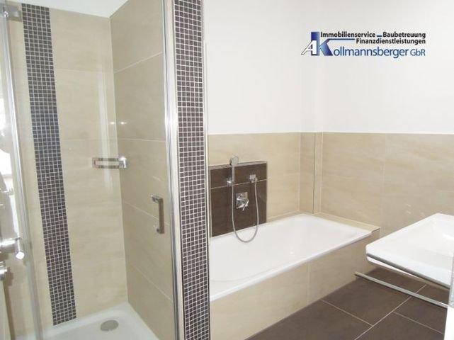 vollwertiges Badezimmer