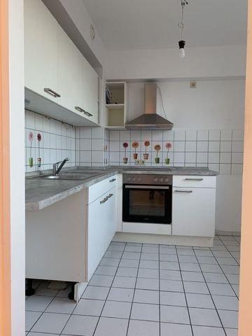 Küche Altbestand wird total Saniert