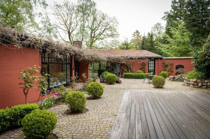 Landhaus im französischen Stil