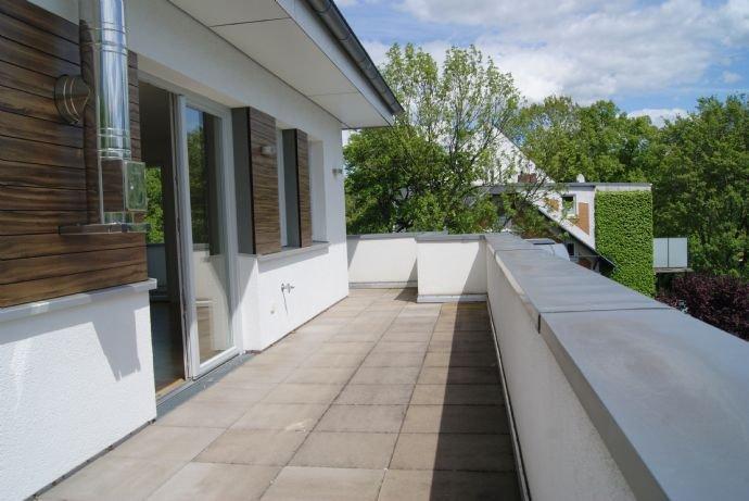 Die Dachterrasse