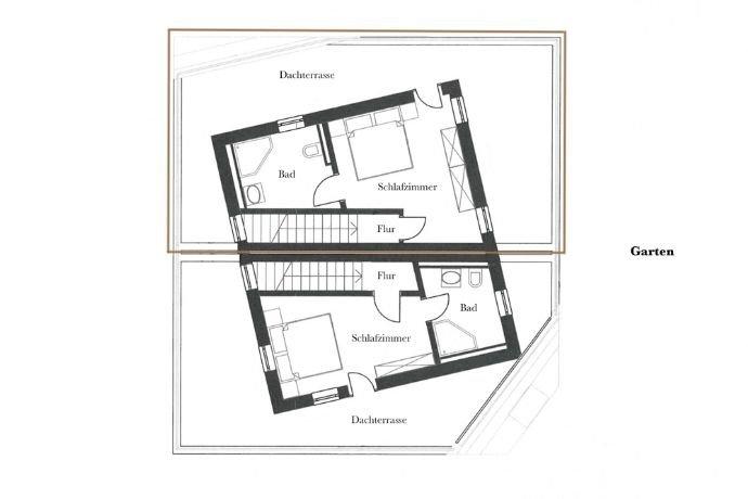 Haus 1 - 2. Obergeschoss