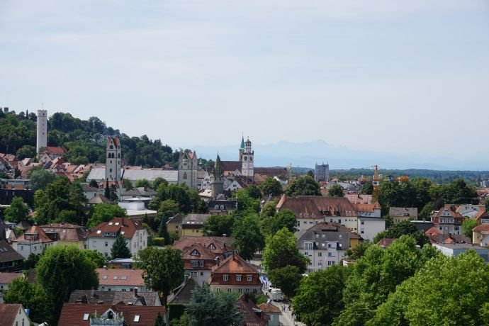 Leben und Wohnen in Ravensburg