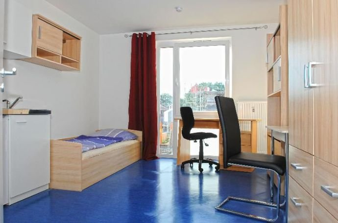 Apartment, innen (Foto:S.Janssen, Kiel)