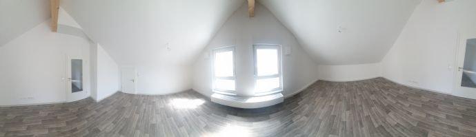 Wohn- und Esszimmer Panorama