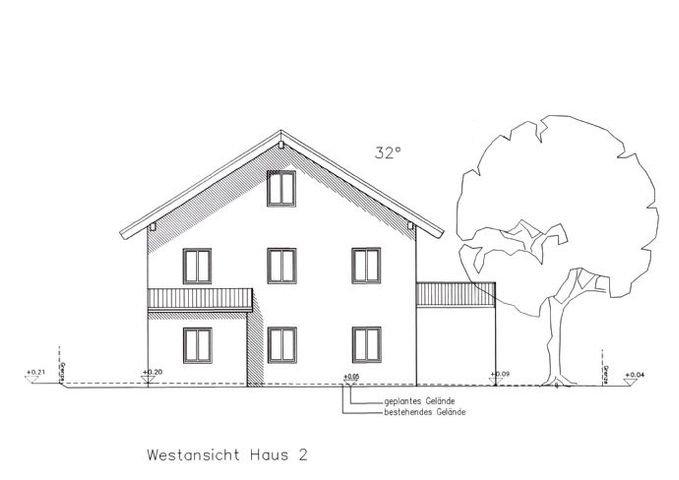 Ansicht West Haus 2