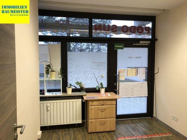 Gewerbe Raum 1 - Immobilien Baumeister Neuburg