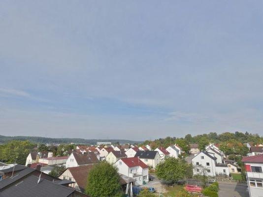 Über den Dächern von Metzingen