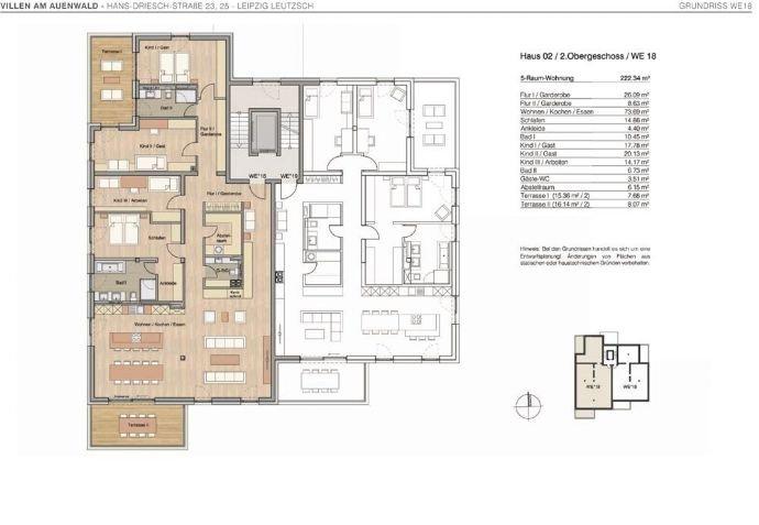 Villa 2 - 2.Obergeschoss - WE18