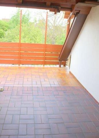 Dachterrasse Wohnung OG
