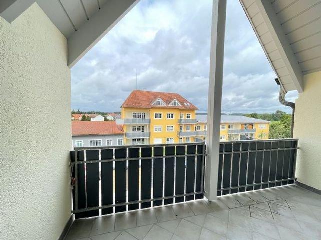 Balkon Esszimmer