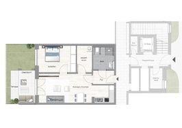 Haus 2 WE 03 Erdgeschoss