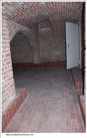 Verbindungsbereich beider Gewölbe