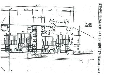 PKW-Stellplatz Nr. 36