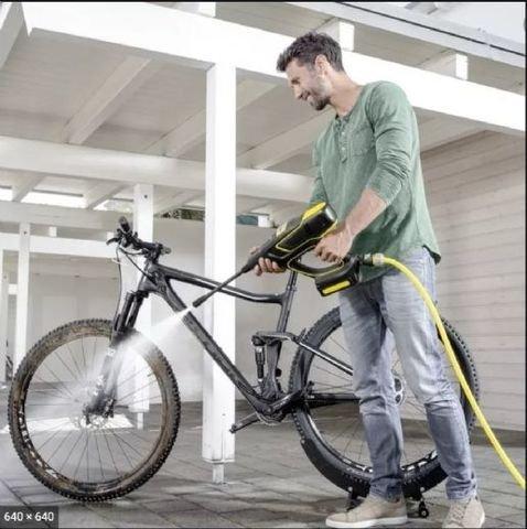 Bike clean & park