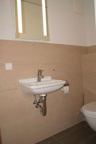 Das Gäste- WC