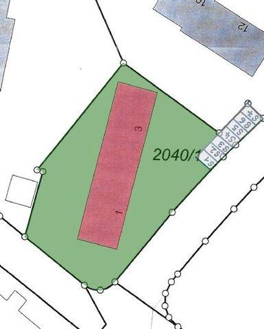 Lageplan Haus 1 + 3
