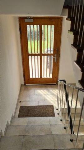 Treppenhaus – Keller: Bereich Hauseingang