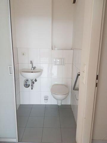 WC, Ausstattung Komfort plus