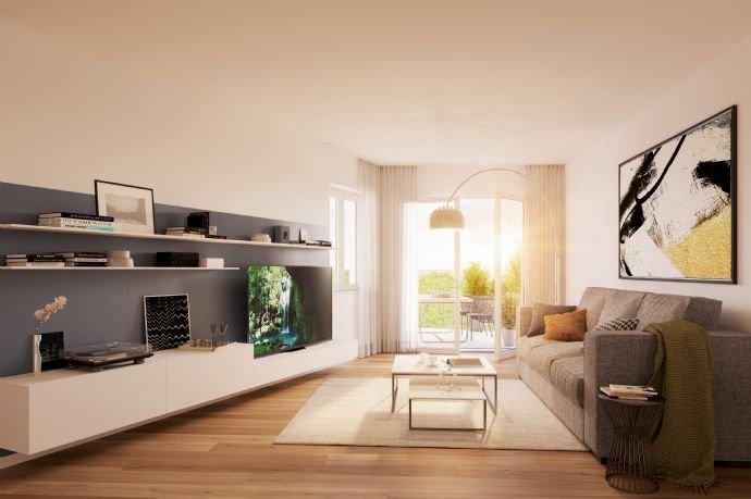 Räume mit Echtholz-Parkett