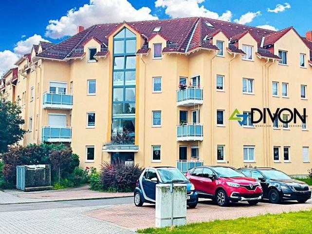 Außenansicht Borsdorf DIVON GmbH