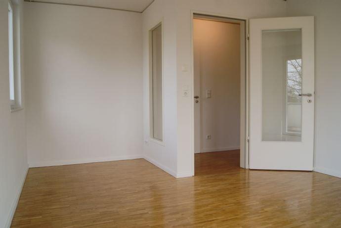 Das Arbeits- bzw. Gästezimmer