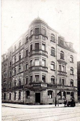 Außenansicht 1907