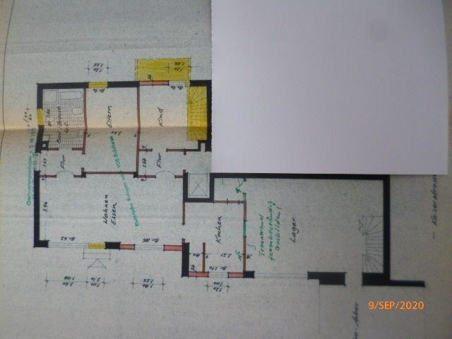 Aufteilungsplan Wohnung