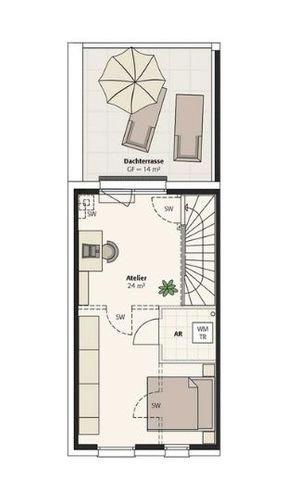Dachgeschoss Standard