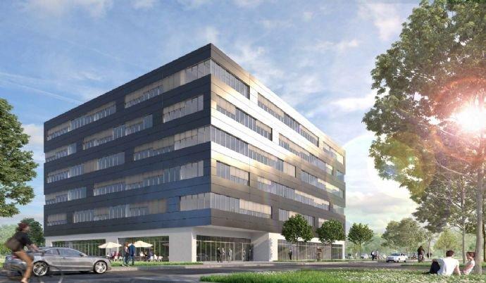 Bürogebäude Animation