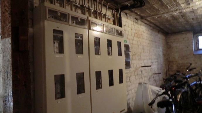 E- Zähler im Keller