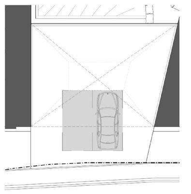 PKW Außenstellplatz
